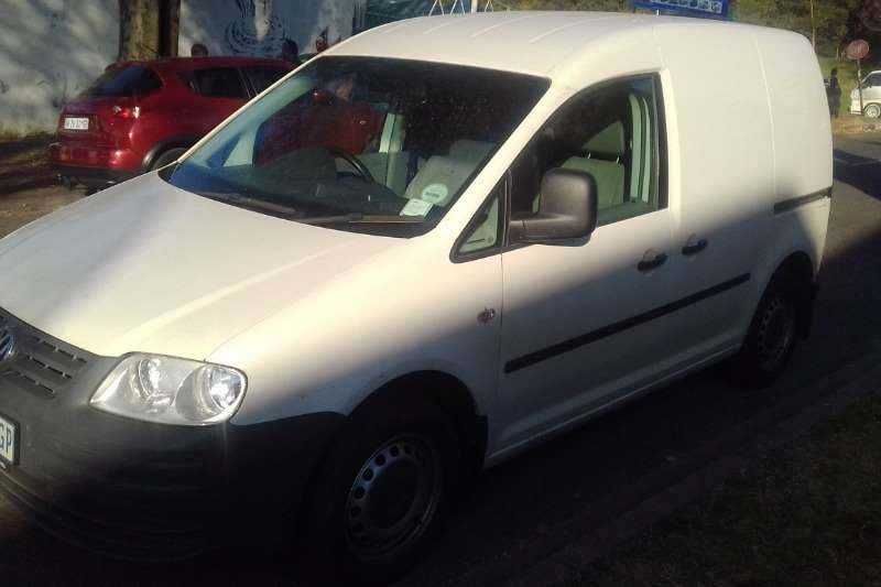2008 VW Caddy 1,6