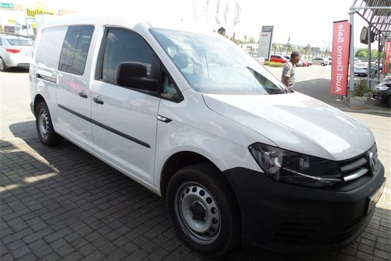 2017 Vw Caddy Caddy Maxi 2 0tdi Crew Bus Cars For Sale In North West