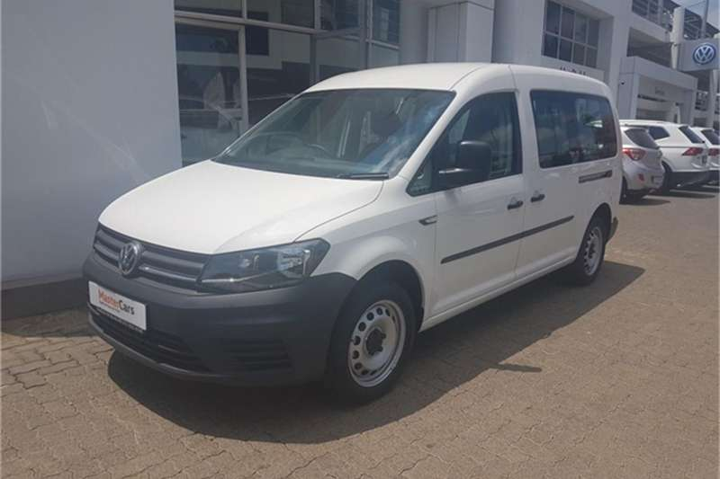 VW Caddy Maxi 2.0TDI crew bus auto 2019