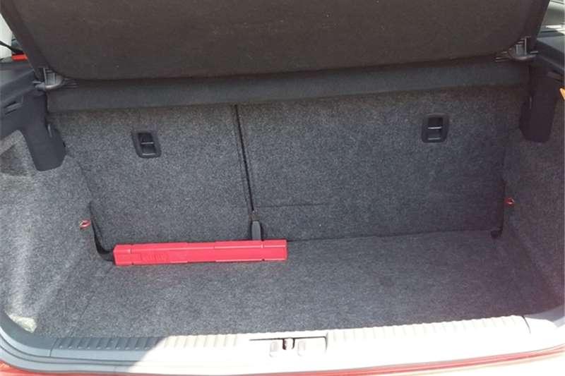 VW Caddy P/U S/C 2016