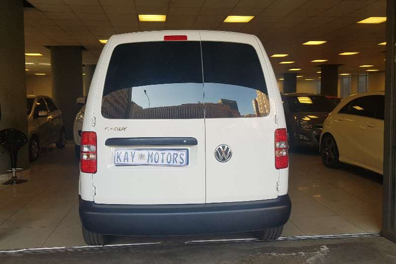 2014 VW Caddy panel van CADDY 1.6i (81KW) F/C P/V