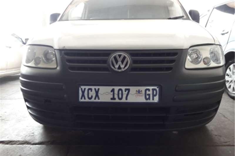 2008 VW Caddy Trendline