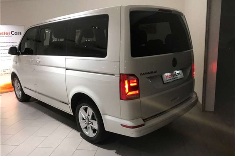2016 Vw Caravelle 2 0bitdi Comfortline Auto Multi Purpose Vehicle