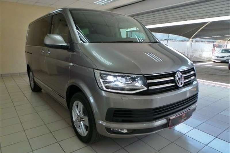 2017 Vw Caravelle 2 0bitdi Comfortline Auto Multi Purpose Vehicle