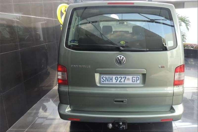 VW Caravelle 2.5TDI 96kW 2004