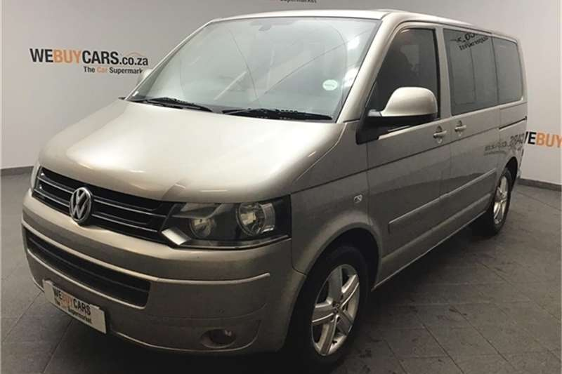 fea700702c VW Caravelle in South Africa