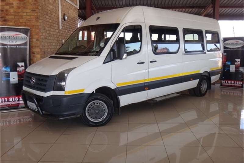 ebf4f5c863 2013 VW Crafter 50 2.0 TDi (80 kW) LWB H Roof Panel Van Cars for sale in  Gauteng