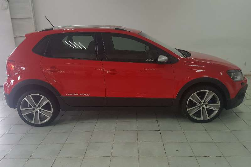 2012 VW Cross Polo