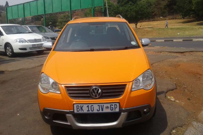 2008 VW Cross Polo