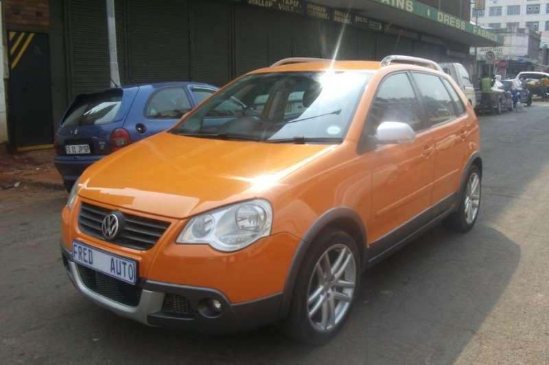 2008 VW Cross Polo