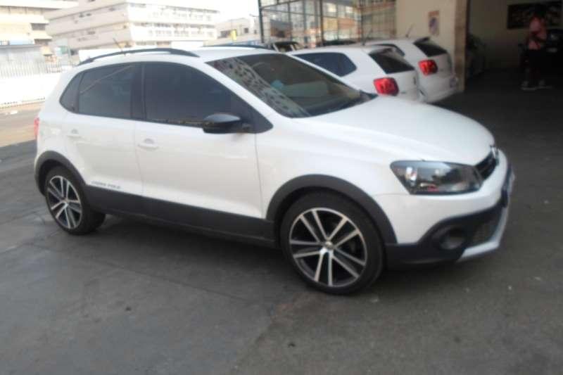 2013 VW Cross Polo