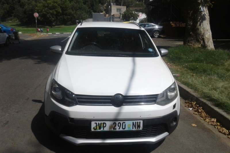 2017 VW Cross Polo
