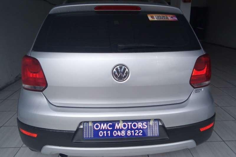 VW Cross Polo POLO 1.6 CROSS 2013