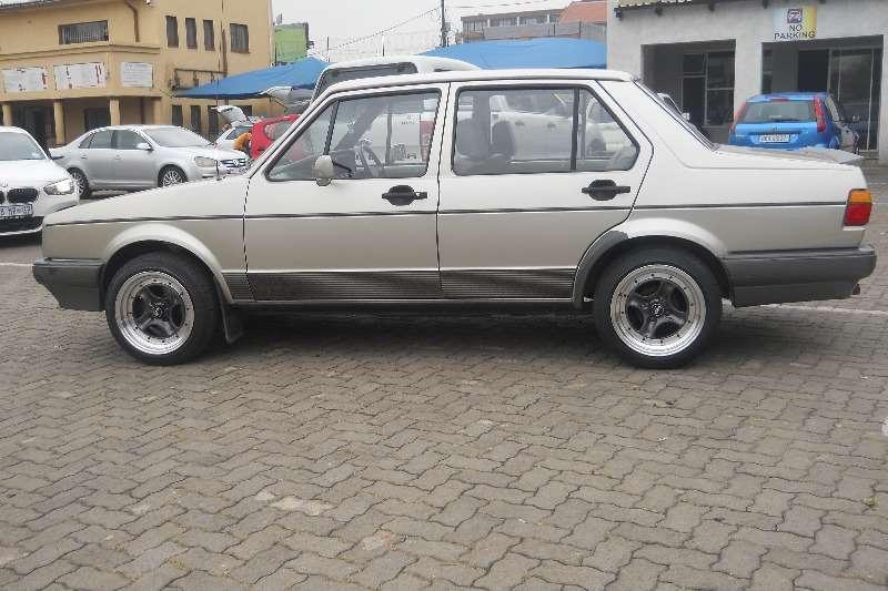 VW Fox 1.8 1991