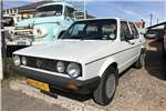 VW Fox 1987