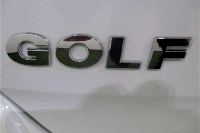 VW Golf 1.0TSI Trendline 2018