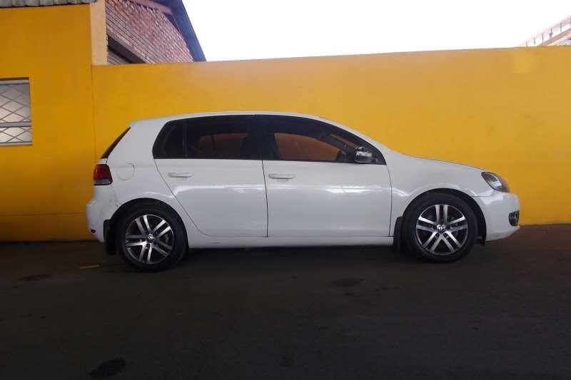 VW Golf 1.4TSI Comfortline 2012