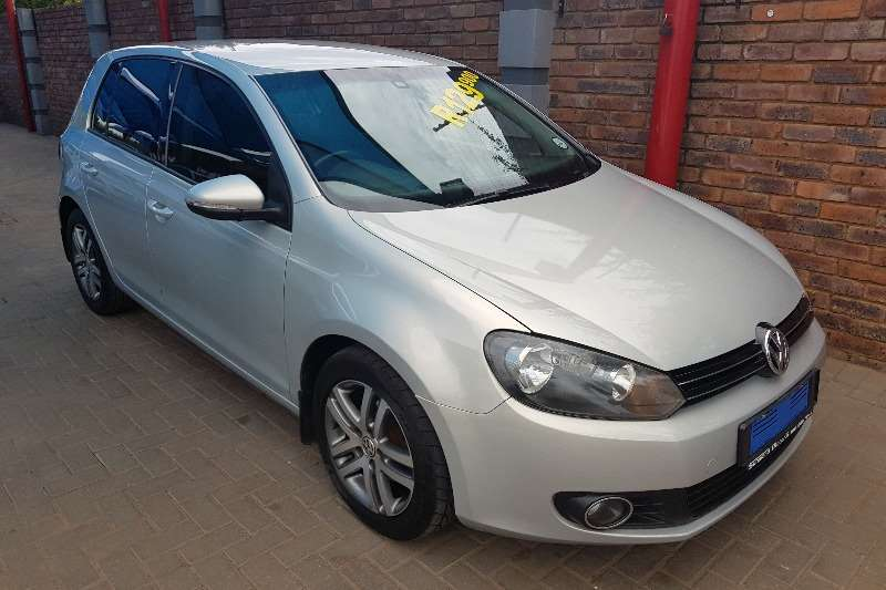 VW Golf 1.6TDI BlueMotion 2010