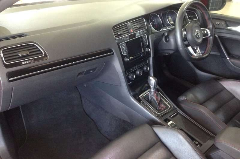 VW Golf 2.0 GTi TSi DSG 2013