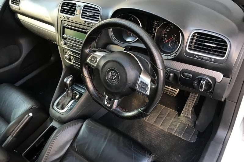 VW Golf 2.0 TSI 2011