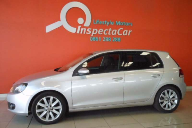 VW Golf 2.0TDI Highline 2009