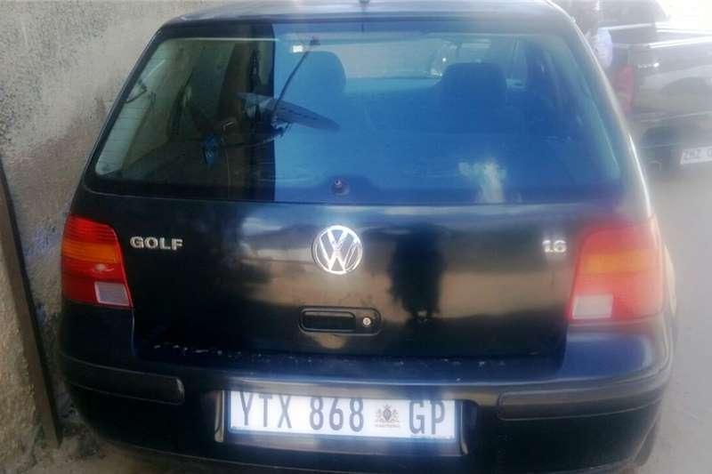 Vw Golf 4 1 6 1999