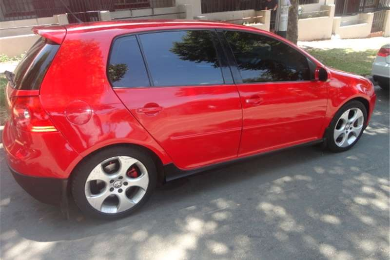 golf 5 gti for sale in vw in south africa junk mail. Black Bedroom Furniture Sets. Home Design Ideas