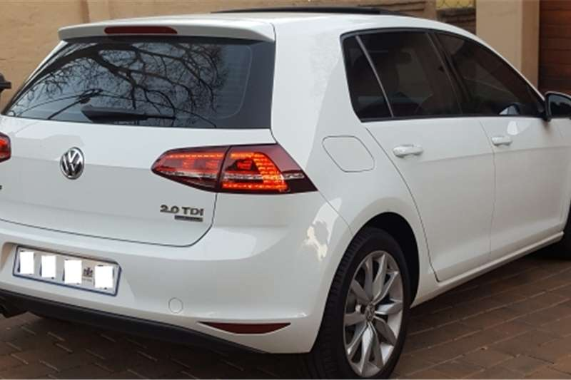 2014 vw golf 7 2 0 tdi cars for sale in gauteng r 281. Black Bedroom Furniture Sets. Home Design Ideas