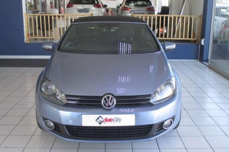 VW Golf cabriolet 1.4TSI Comfortline 2013