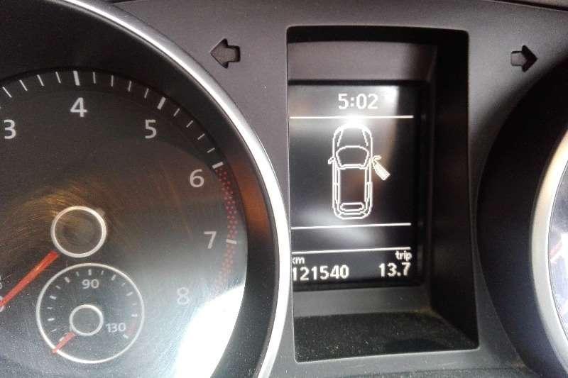 VW Golf Cabriolet GOLF VI 1.4 TSI DSG CABRIO C/LINE 2013