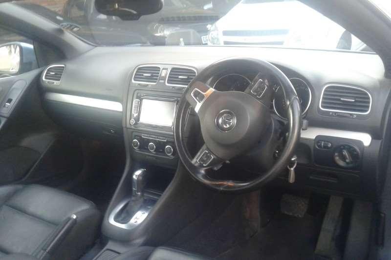 VW Golf Cabriolet GOLF VI 1.4 TSI DSG CABRIO H/LINE 2012