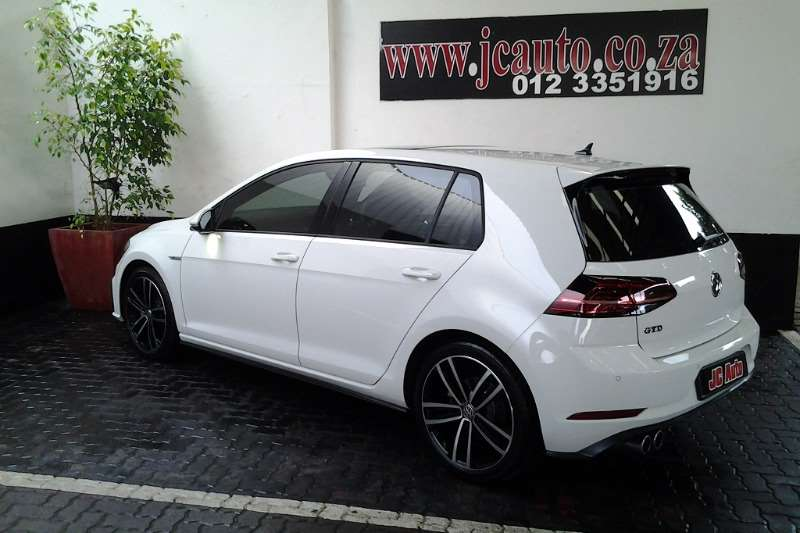 2018 vw golf gtd hatchback diesel fwd automatic cars for sale in gauteng r 479 500 on. Black Bedroom Furniture Sets. Home Design Ideas
