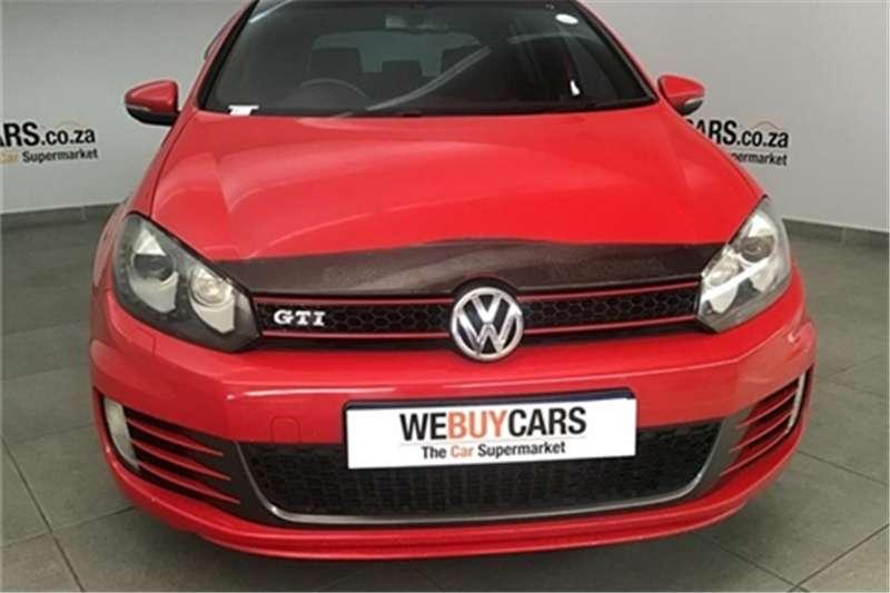 VW Golf GTI 2012