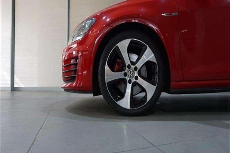 VW Golf GTI auto 2013