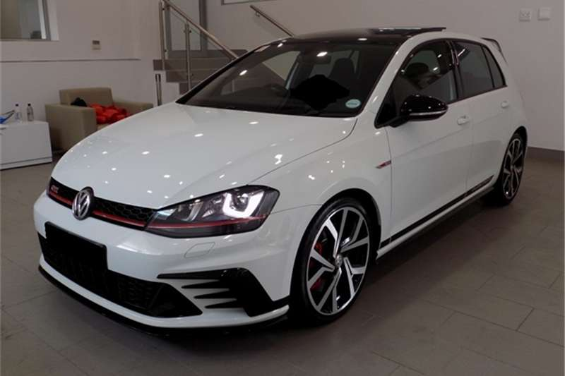 VW Golf GTI Clubsport 2017