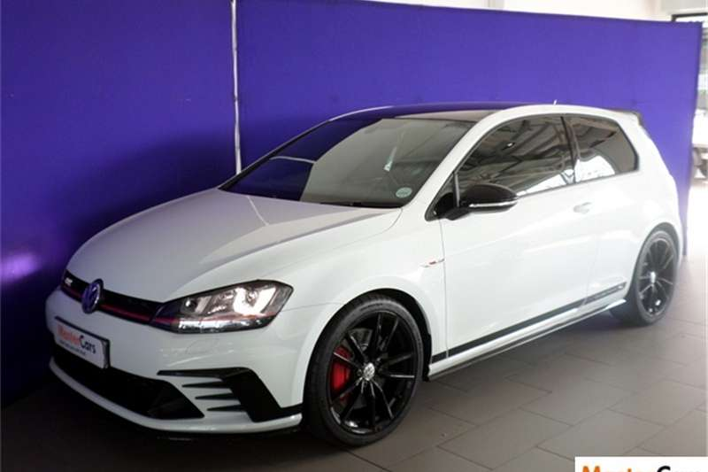 2017 Vw Golf Golf Gti Clubsport S Cars For Sale In Gauteng R 729