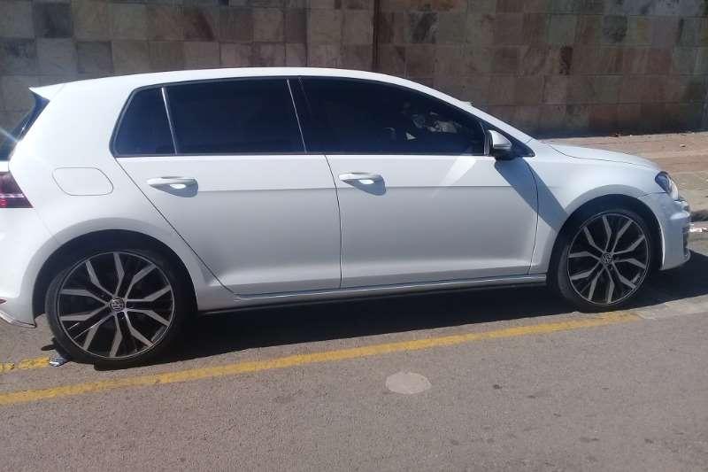 VW Golf GTI DSG 2016