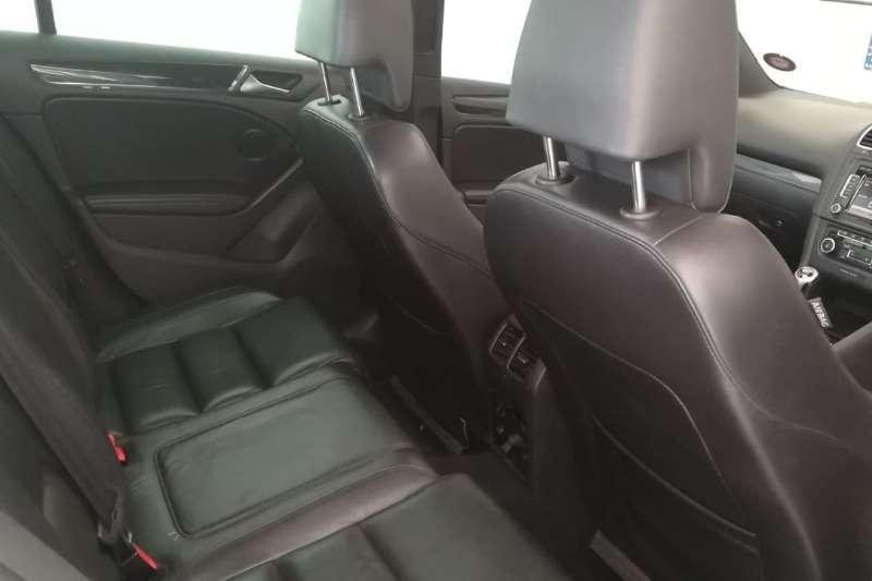 VW Golf Hatch GOLF GTI 2.0T FSI 2012