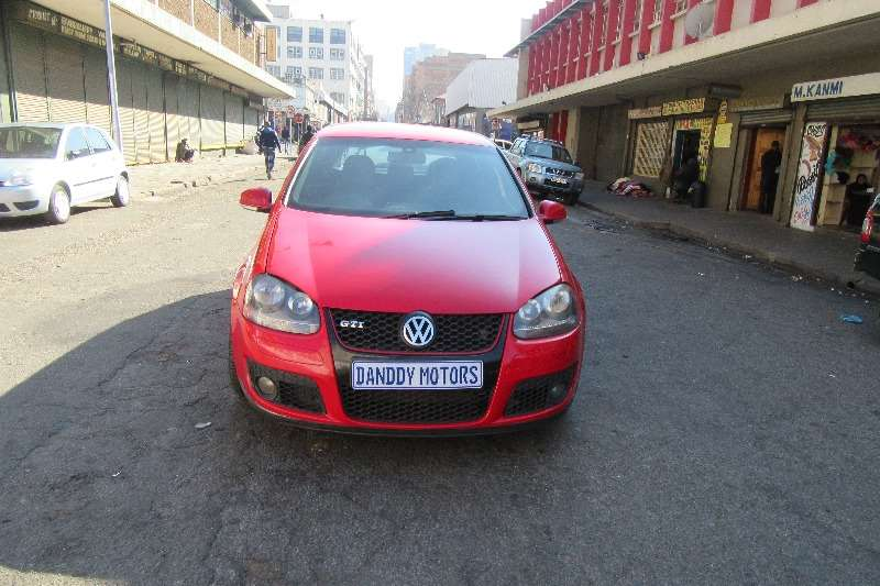 2008 VW Golf hatch