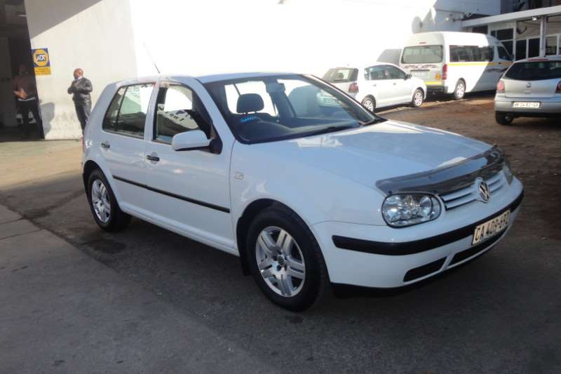 2005 VW Golf hatch