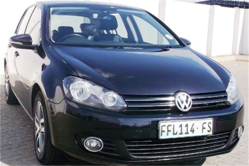 2010 VW Golf 1.6TDI