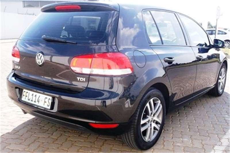 2010 VW Golf 1.6TDI Comfortline