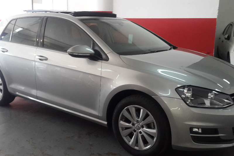 2016 VW Golf 1.4TSI Highline