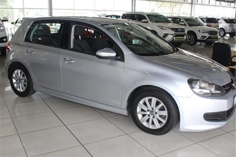 2011 VW Golf 1.6TDI BlueMotion