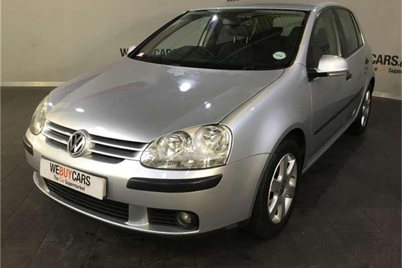 2006 VW Golf 1.9TDI Comfortline DSG