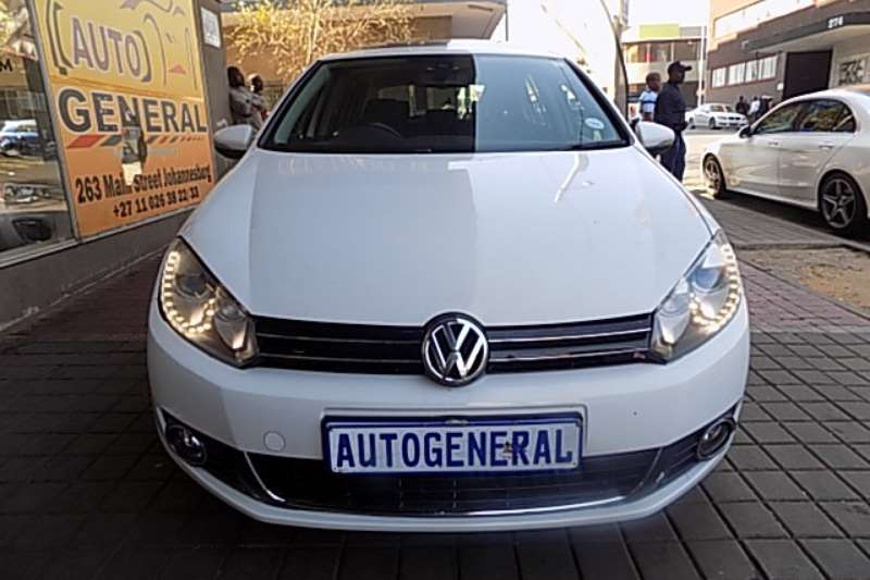 2012 VW Golf 1.4TSI Highline
