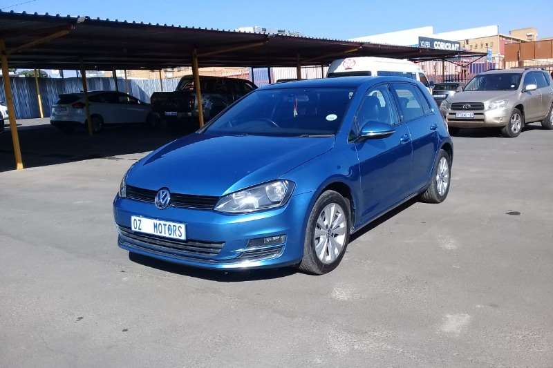 2014 VW Golf cabriolet 1.4TSI Comfortline auto