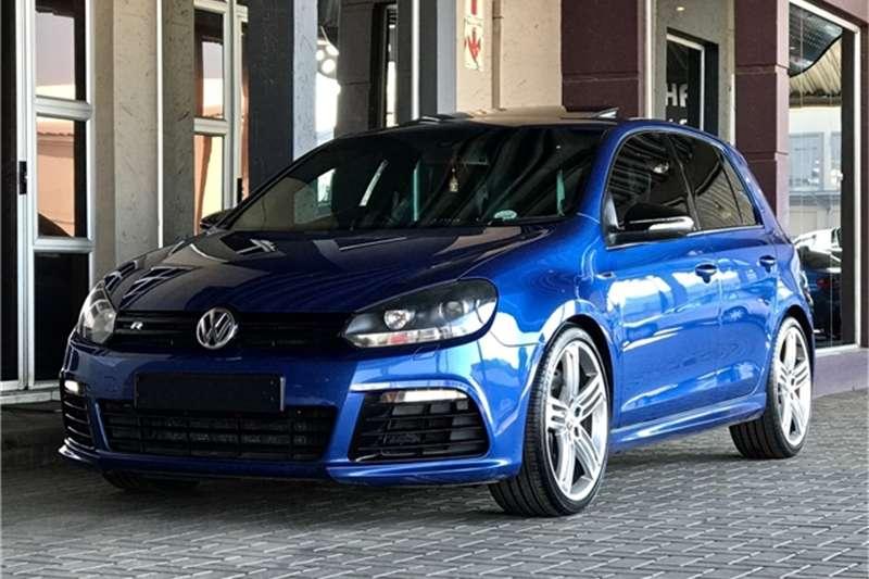 VW Golf R auto 2013