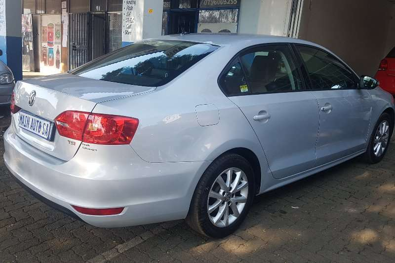 2012 VW Jetta JETTA 1.4 TSi COMFORTLINE DSG Sedan ( FWD / Automatic ) Cars for sale in Gauteng ...