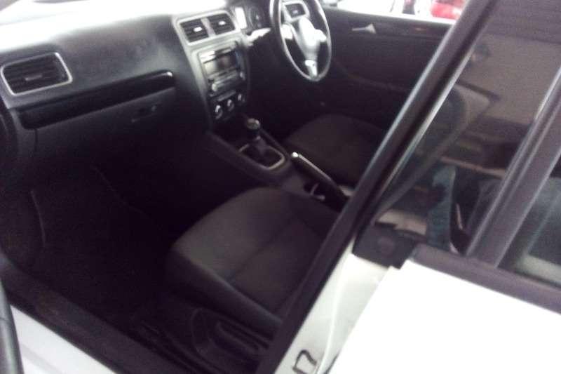 VW Jetta 1.4TSI Comfortline 2014